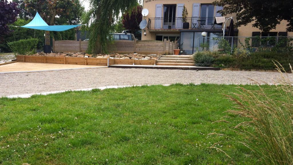 Jardin pour nos Bichons Havanais